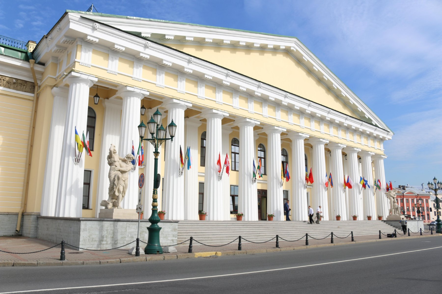 Group of graduate students of St. Petersburg State Mining University will present the results of their research at the Forum